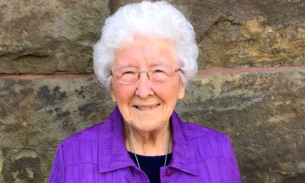 Sister Louise Dunn (Vistas November 2017)