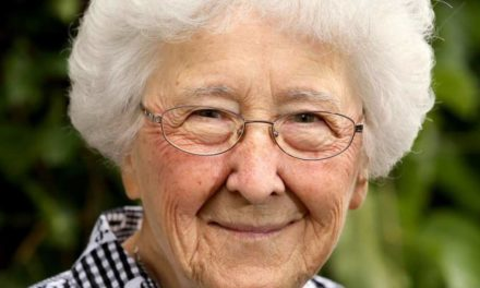 Sister Louise Dunn recognized for 33 years of work helping conquer addictions